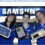 Convert/Compress MKV movies with DTS sound to Galaxy Note 10.1