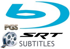 The way extracting .srt subtitles from Blu-ray Disc/BDMV/BD ISO