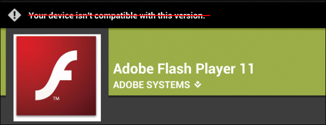 Free download adobe flash player for android tablet