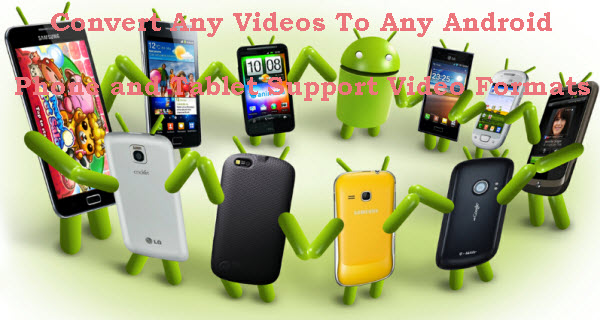 Make Video Playable on Android
