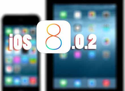 iOS 8.0.2 was released