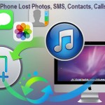 Recover Lost Photos, SMS, Contacts, Calls & Notes from iPhone 5S/5C/5/4S/4/3GS