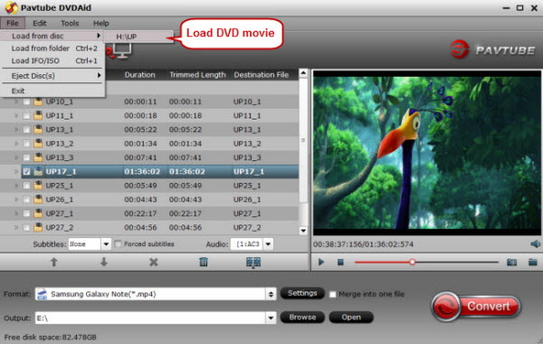 Pavtube DVDAid