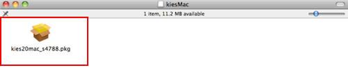 Mac kies app