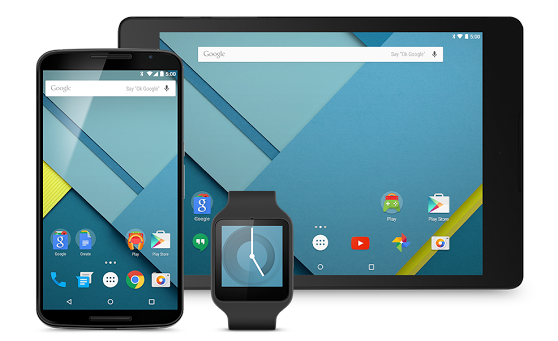 Nexus 6 and Nexus 9