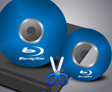 Trim your Blu-ray DVD video