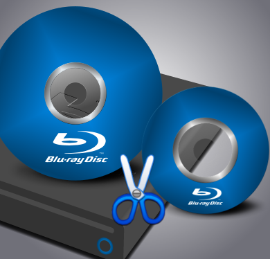 Trim your Blu-ray DVD video