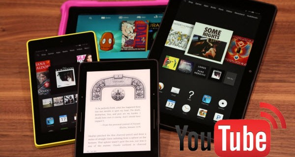 Playing YouTube on Kindle Fire