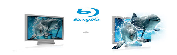 Convert 2D Blu-ray to 3D Video