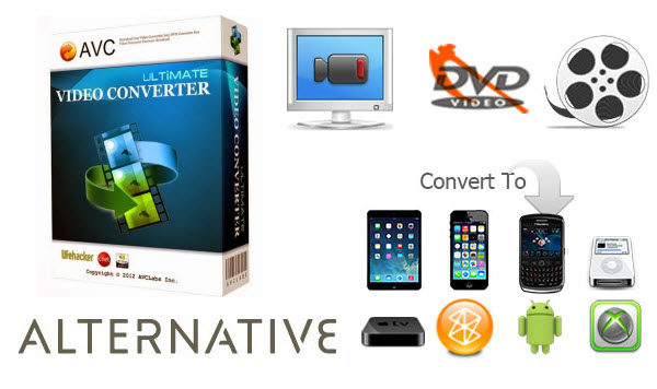 Any Video Converter Ultimate alternative