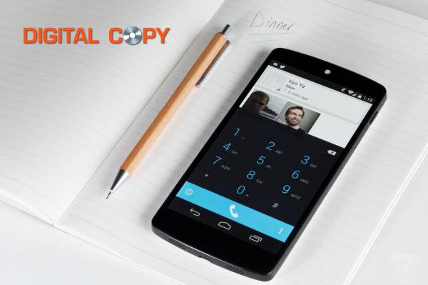 Convert Digital Copy Movies to Nexus 5