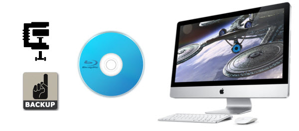 Lossless backup or compress Blu-ray