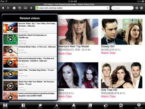 flash player for the iPad