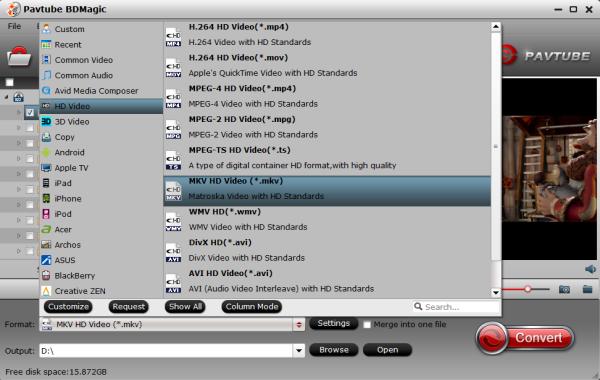 QNAP NAS video format