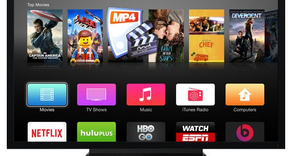 Converting MP4 to M4V for Apple TV