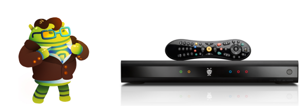 Play TiVo TV shows on Android Tablets/Phones