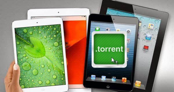Convert Torrent files for playing on iPad series