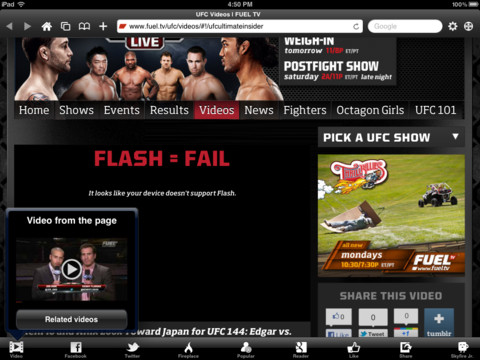 Skyfire Web Browser