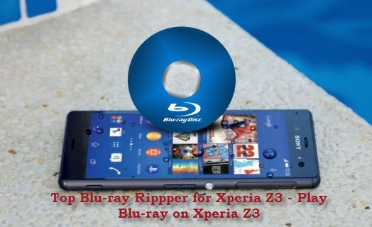 Play Blu-ray on Xperia Z3