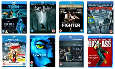 Blu-ray & DVD Players/Recorders