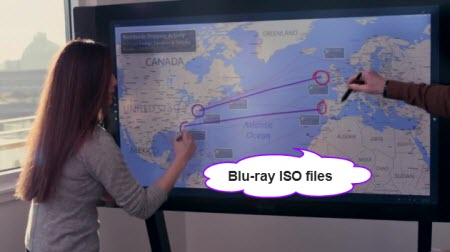 Convert Blu-ray ISO to Surface Hub Tablet on Windows 10