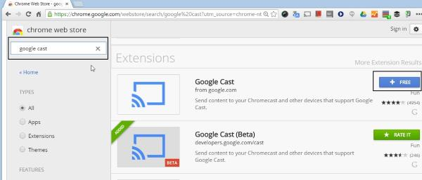 2D 3D Movie Tips: How to stream Local Video to Chromecast and Watch