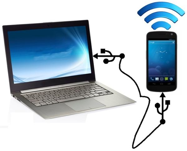connect pc to android via usb cable 5 Easy Ways to Add Music to Your Android Device